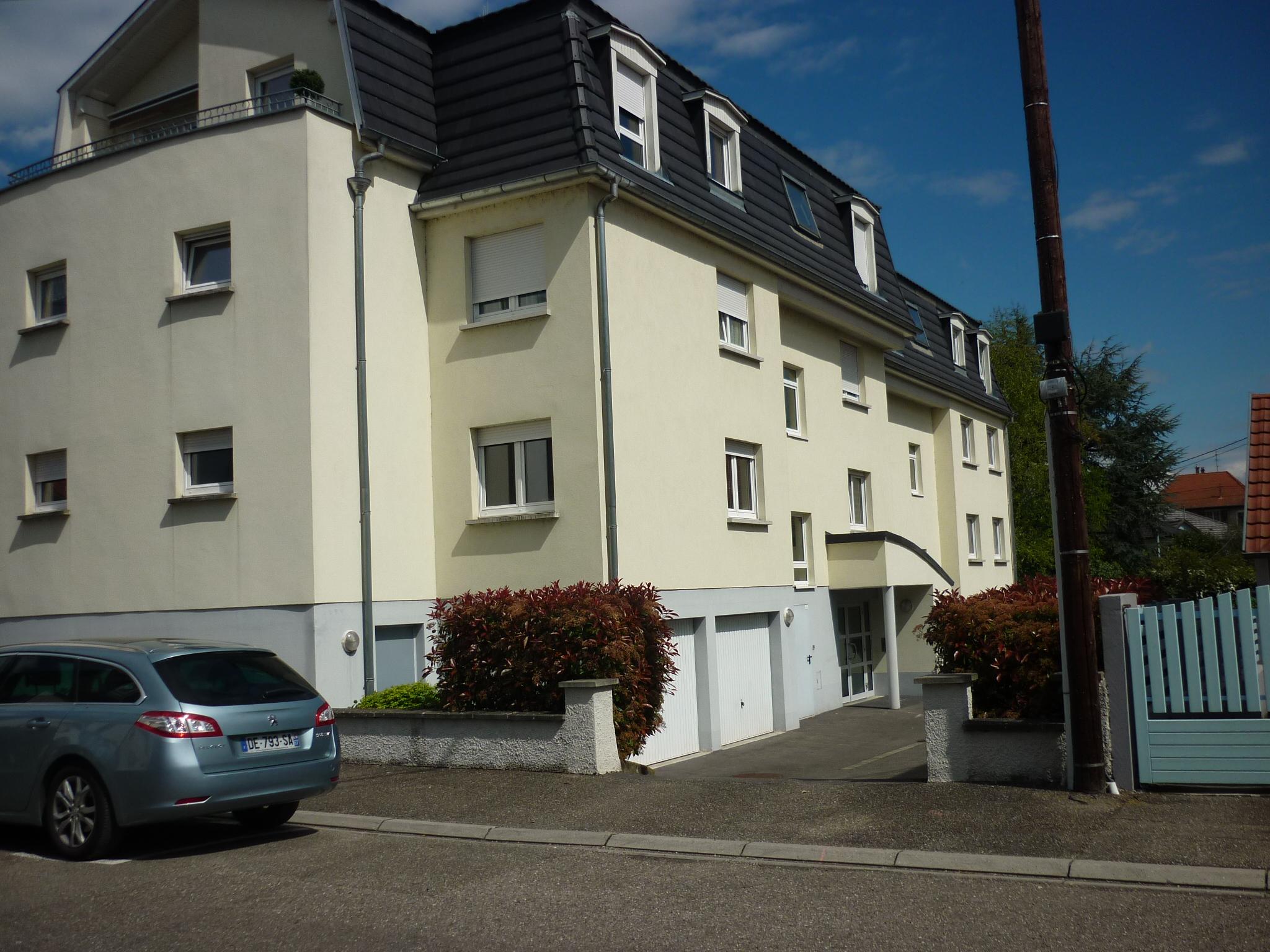 Acheter Appartement 3 Pi Ces Benfeld 60 M 144 700